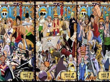 One Piece วันพีช ซีซั่น 1 อิสท์บลู HD (ตอนที่ 1-52)