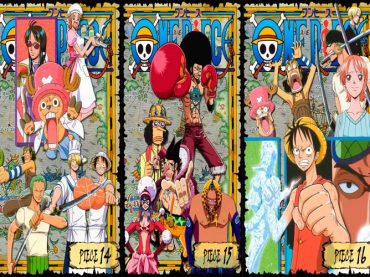 One Piece วันพีช ซีซั่น 7 จี-เอท / เดวี แบค ไฟท์ HD (ตอนที่ 197-228)
