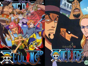 One Piece วันพีช ซีซั่น 9 เอนิเอสล็อบบี้ (ตอนที่ 265-336)