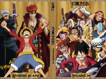 One Piece วันพีช ซีซั่น 11 ชาบอนดี้ไอส์แลนด์ HD (ตอนที่ 385-404)