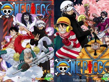 One Piece วันพีช ซีซั่น 16 พังค์ฮาซาร์ด HD (ตอนที่ 579-628)