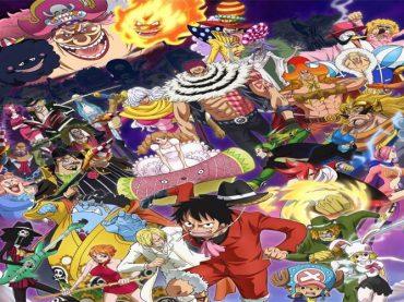 One Piece วันพีช ซีซั่น 19 เกาะโฮลเค้ก HD (ตอนที่ 783-877)